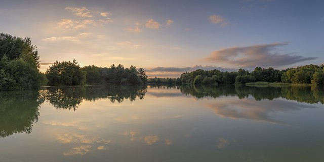 *Binsfelder Märchen @ sunset panorama*