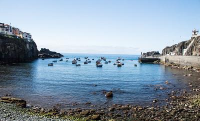 The Harbour At Camara De Lobos.jpg