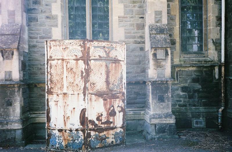 Avonview Cemetery urinal