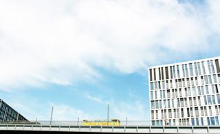 yellow bus Berlin | by blondgarden