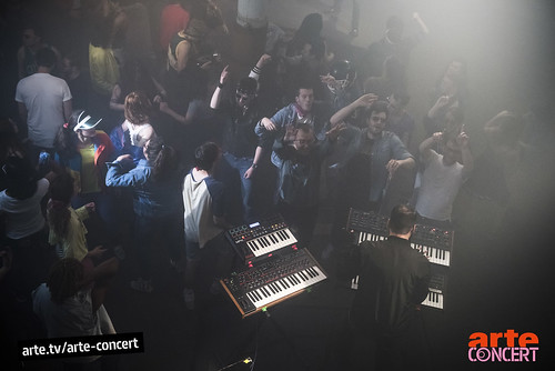Carpenter Brut - Release Party - an album on Flickr