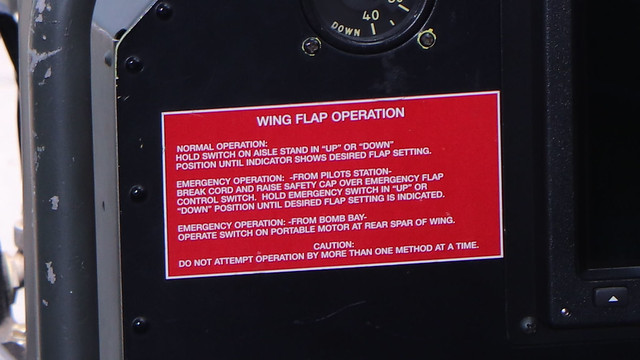 Flap Operation