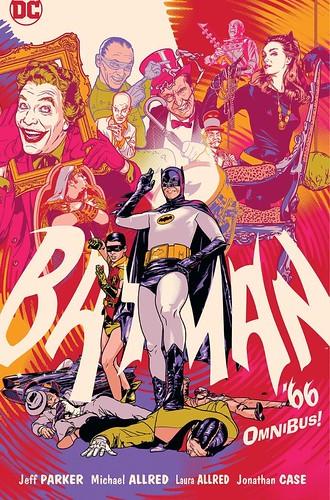 Batman 66 omnibus   by Therin of Andor