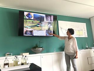 Predavateljica dr. Marjetka Levstek o malih komunalnih čistilnih napravah.