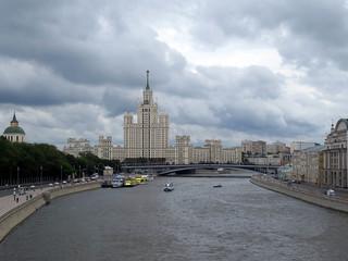 Москва река | by teh.raven