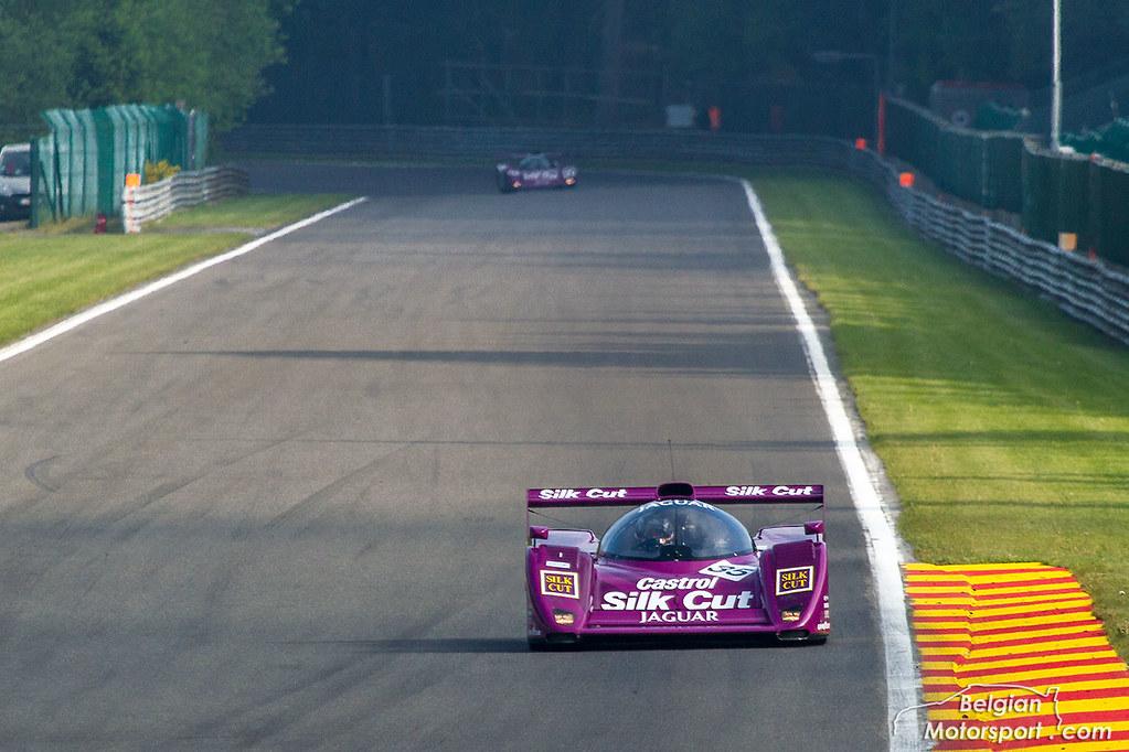 1991 Jaguar XJR-14 | Belgian Motorsport | Flickr