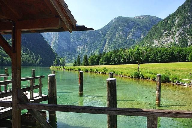Le Koenigssee en Bavière