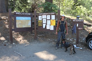 331 Back at the San Bernardino Peak Trail trailhead parking lot | by _JFR_