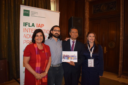 IFLA International Advocacy Programme (IAP) Global Convening - Showcase: Libraries as Partners for Development