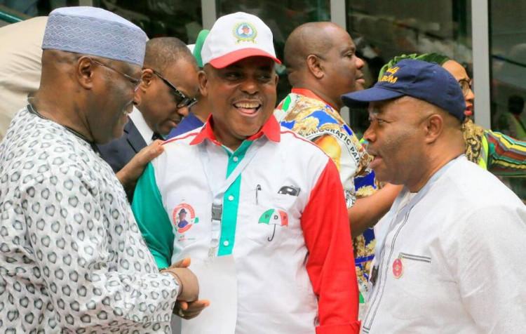 Secondus: Nigeria Sliding into Insolvency, Failed Say thumbnail