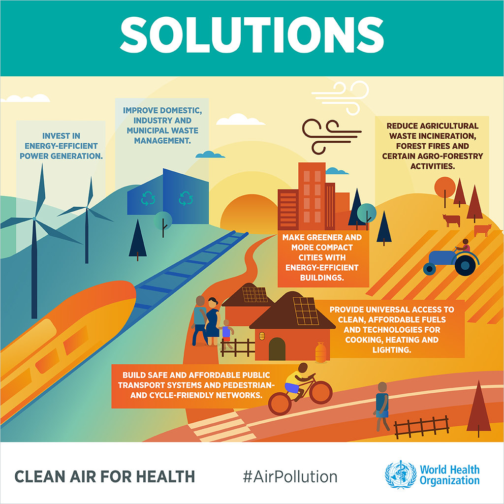 Air Pollution Solutions The Cost Of A Polluted