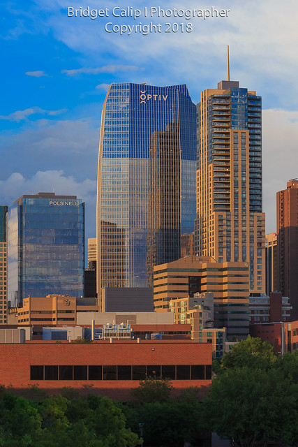 The Newest Skyscrapers in Downtown Denver