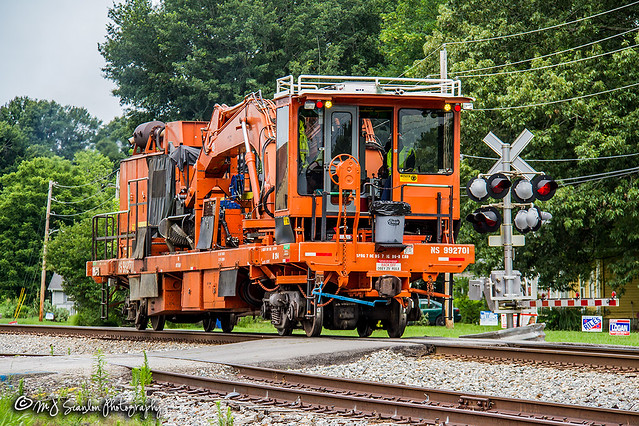 NS 922701 | MofW Equipment | NS Memphis District West End