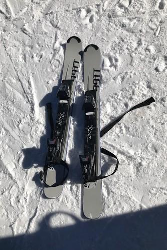 short ski   by lulun & kame