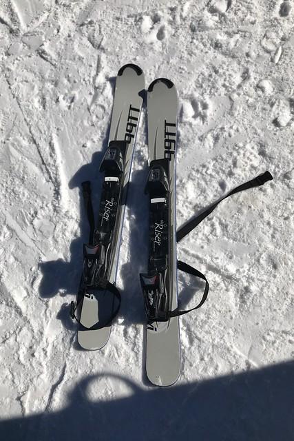 火, 2018-01-16 14:28 - short ski