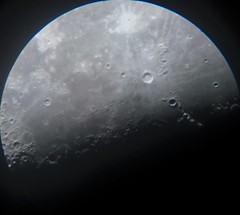 Moon Jul 6th 2018, sunset at Mare Cognitum