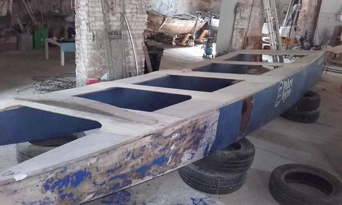 Restauració patí de L'Espineta