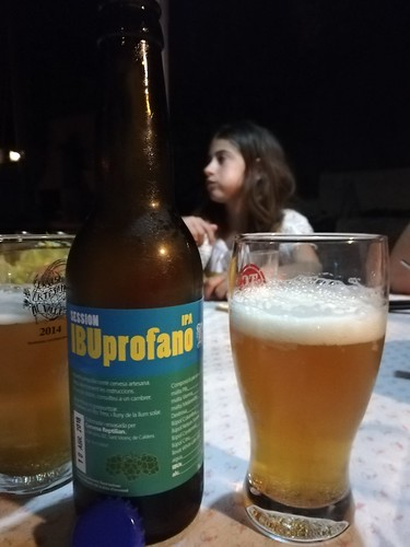 Reptilian IBUprofano Session IPA | by pep_tf