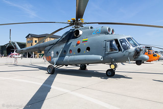 Mil Mi-8T Hip | 23 | Lithuanian Air Force | by Kyle Greet