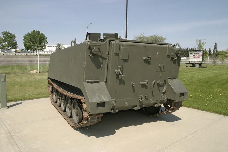 M113A2 APC 6