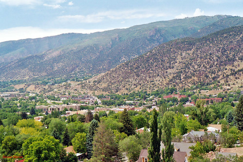 cityscape city mountains glenwoodsprings colorado unitedstates