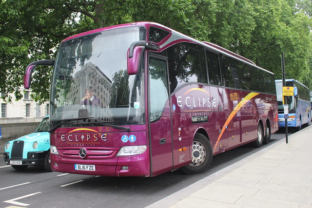 BL16FZE Eclipse of Cambridge