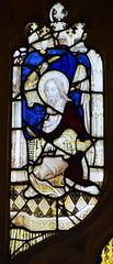 St Matthew (15th Century, restored)