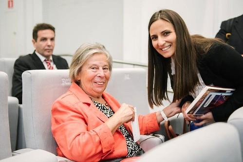 Maria-Pia Di Nonno and Jacqueline Lastenouse