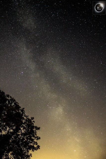 Milky Way from Oxfordshire 09/07/18