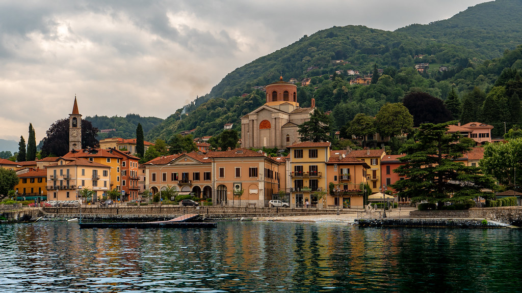 Lago Maggiore, Laveno-Mombello