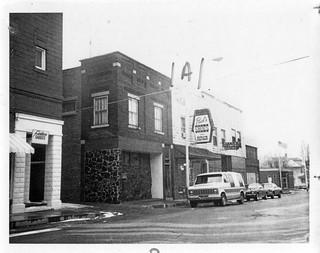 1980s - 100 block of N Center St
