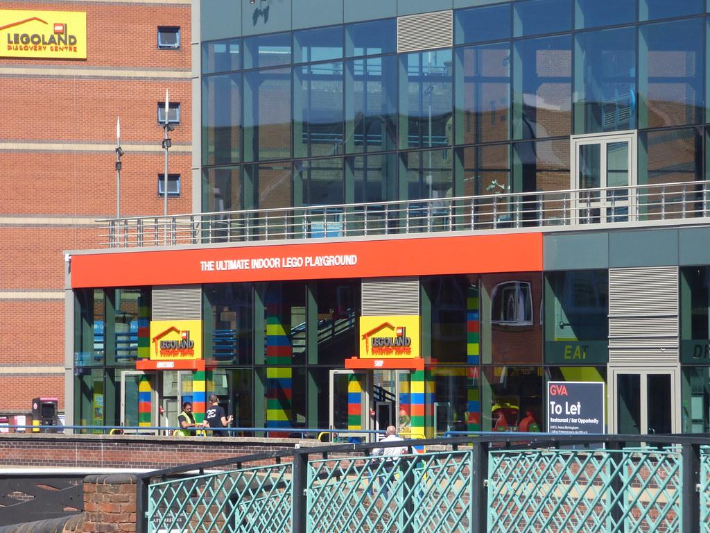 Legoland Discovery Centre Birmingham - Admissions and Shop ...