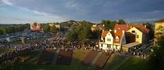 Vaizdas iš Kauno pilies bokšto