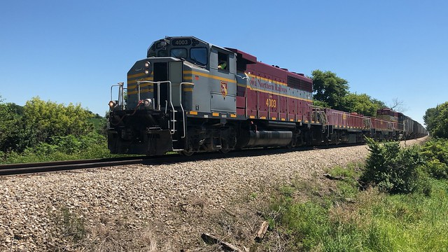 Iowa Northern 4003 North
