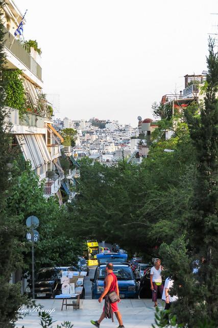 Athens streetview
