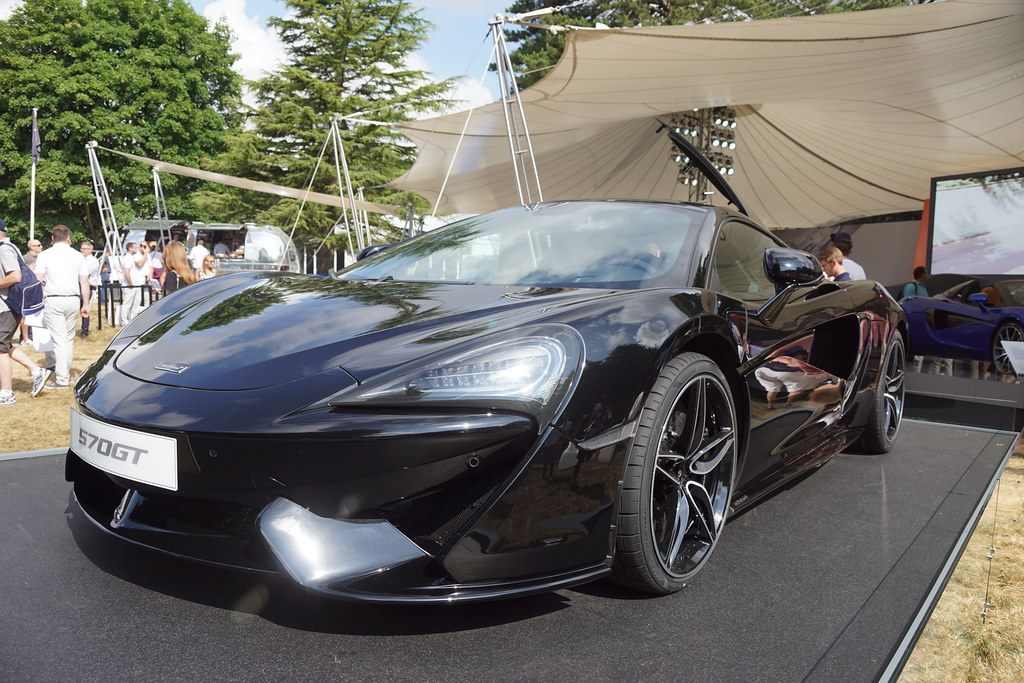Mclaren 570gt Mso Black Collection 2018 Mclaren Stand Si Flickr
