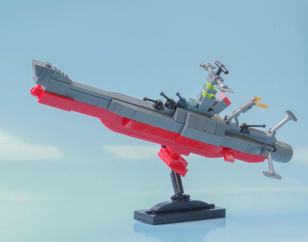 Desktop Space Battleship Yamato | Space battleship Yamato is