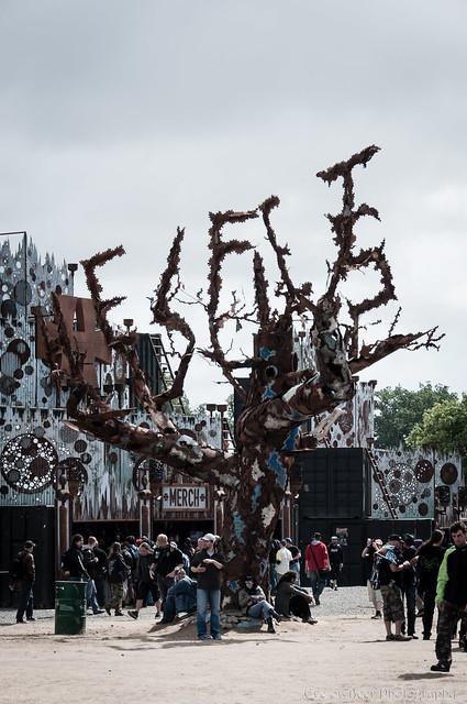 Hellfest 2013: ambiance
