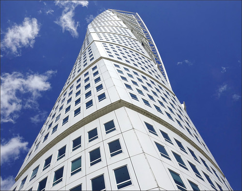 Turning Torso | by Bert Kaufmann