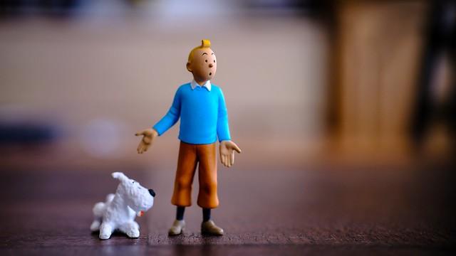 Tintin et Milou - 5443
