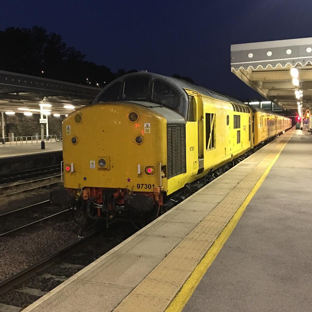 97301 on 1Q45 Sheffield station