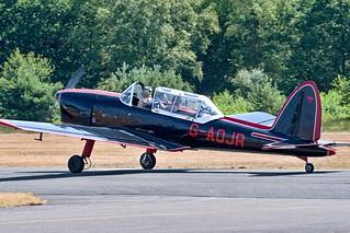 Oldtimer Fly-in, Genk/Zwartberg 7 juli 2018   by Gerben Wessels