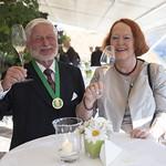 Sommer-Chapitre 2018   Baiersbronn - Apéritif