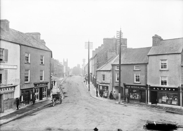 Main Street (Society Street), Ballinasloe, Co. Galway