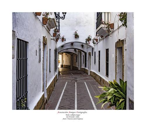 12 Francisco Javier Espinosa Márquez - Callejón Croquer - San Fernando | by Asociación Amigos Fotografos