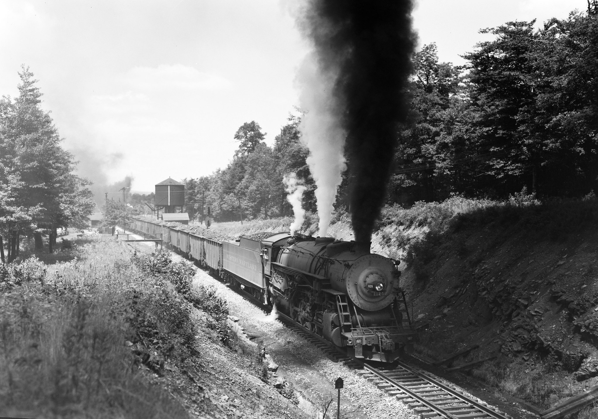 Donald W  Furler Collection – Center for Railroad