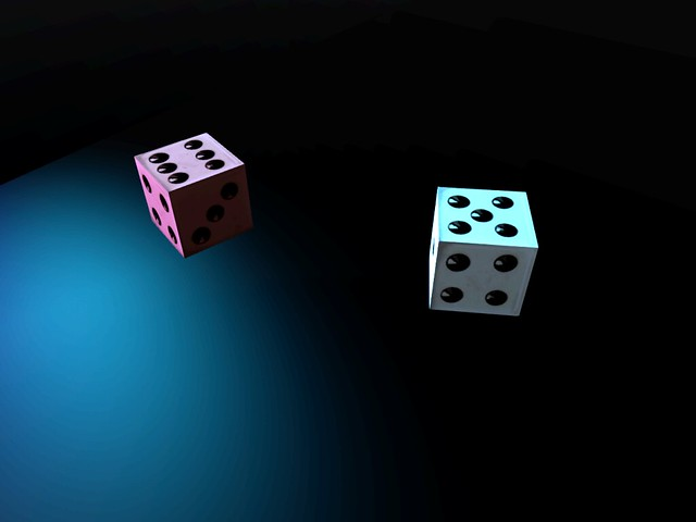 LEA10 - Lee Allison Dreamscapes -Roll of the Dice