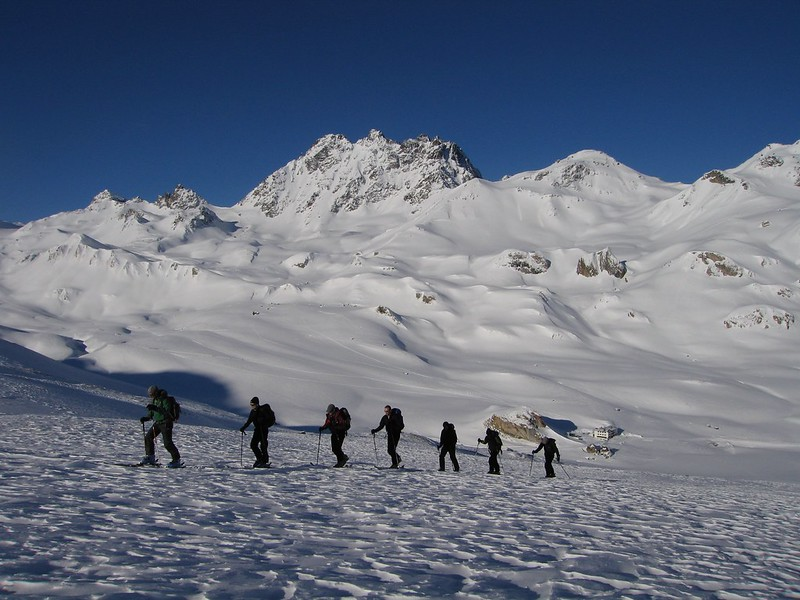 The Silvretta could have been made for intro and intermediate ski touring