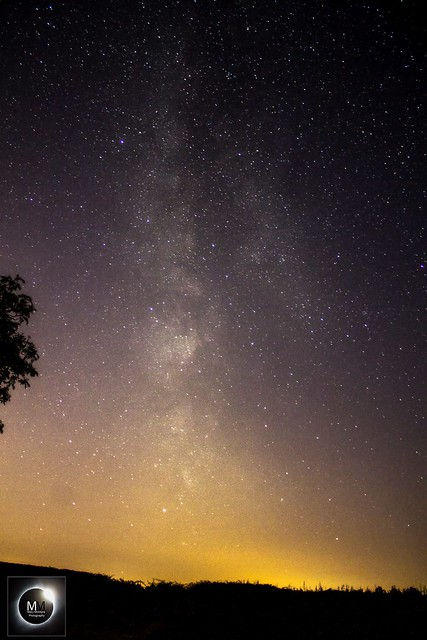 Milky Way from Oxfordshire 15/07/18