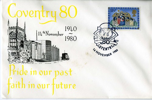 Coventry '80 Commemorative Cover | by Scottish Political Archive